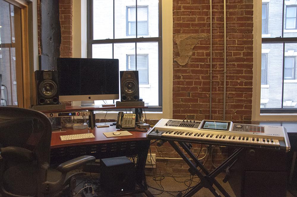 T Beats Studio