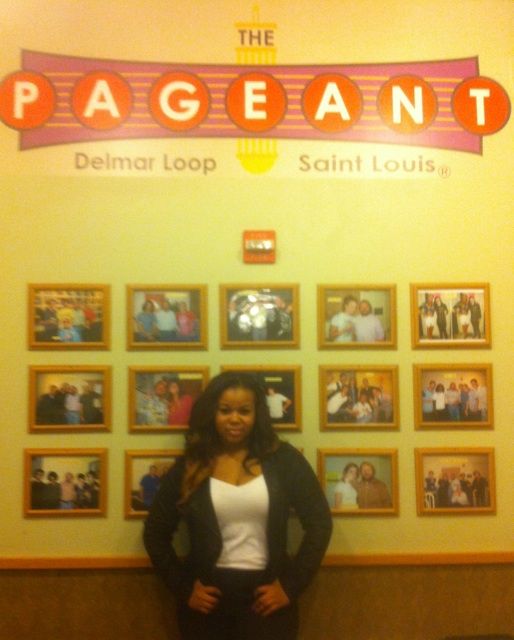 Brianna Before Opening for Bone Thugs and Harmony at The Pagent