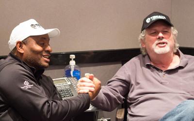 TBeats Meets with Grammy Award Winning Dave Pensado