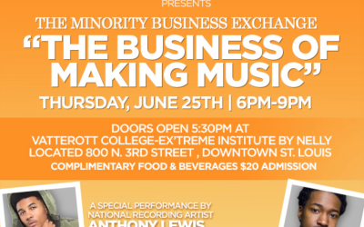 CEO of TBeats Studios Sits on Panel Symposium The Business of Making Music