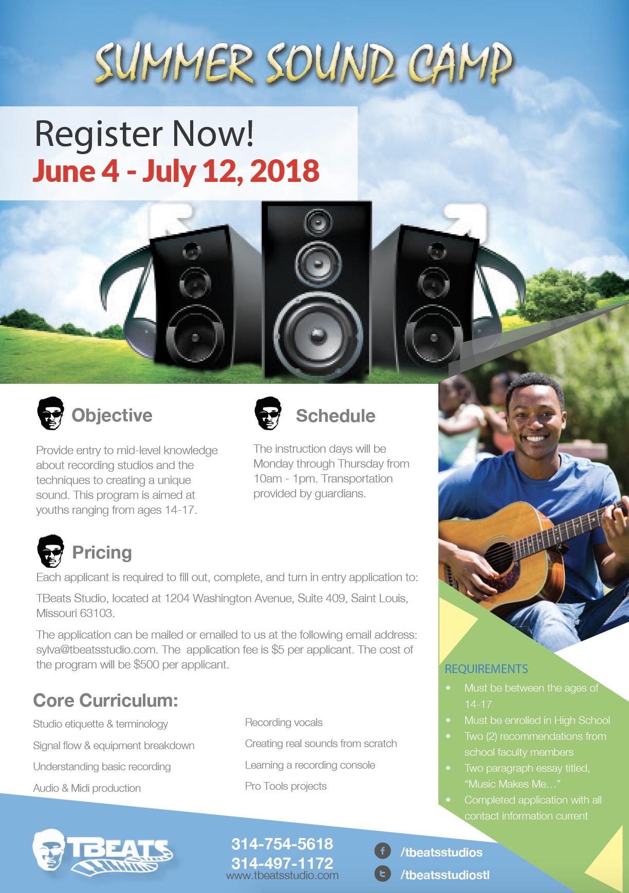 Summer Camp | TBeats Studios